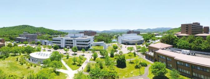 ALUMNI: Two Asst. Prof., Dr. M. Gen (Tohoku U.) & Dr. Kusdianto (Hiroshima U.). 卒業生2名が国立大学教員に