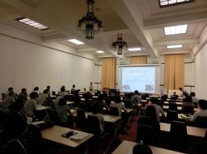 Lenggoro at JAAST Symposium Kyoto