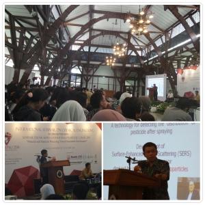a plenary talk, ITB, Bandung
