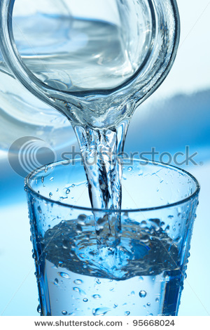 PAPER: Removal of particles from potable water. 水道水(飲料水)から微粒子を採集